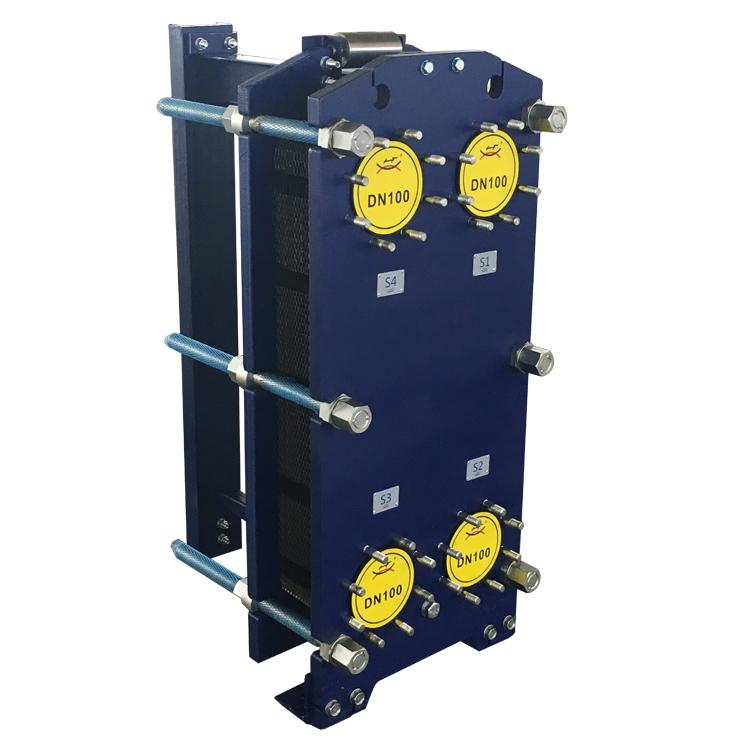 闭式循环水板式冷却器