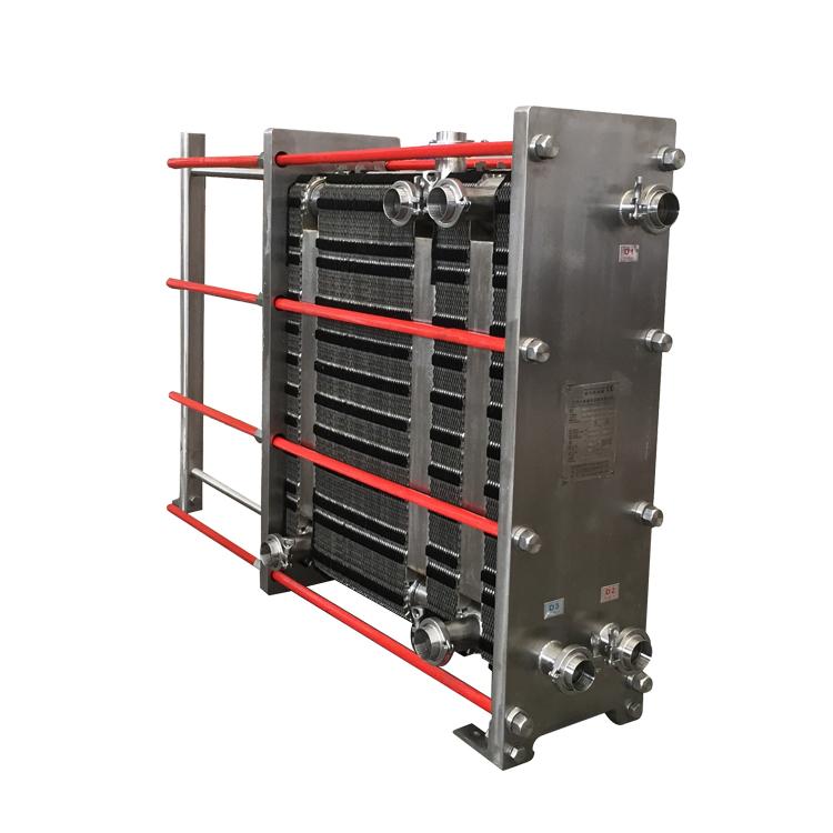 冷却用板式换热器