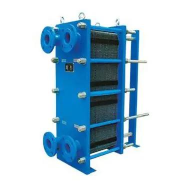 阐述板式换热器的拆卸过程